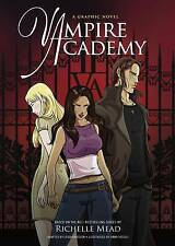 Vampire Academy: A Graphic Novel, Richelle Mead, New