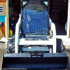 Bobcat Front Door,Vinyl Door Only,Fits G Series 751,753,763,773,863,873 DoorOnly