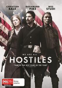 Hostiles (DVD, 2019)