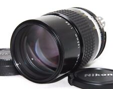 [Excellent+++] Nikon Ai-s Nikkor 135mm f/2.8 Telephoto Lens Ais from JAPAN