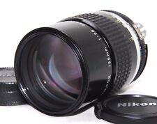 [Excellent+++] Nikon Ai-s Nikkor 135mm f/2.8 Telephoto Lens Ais from JAPAN