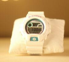 White CASIO G-SHOCK Mens 3194 GLX-6900 Watch Tide-graph 20atm