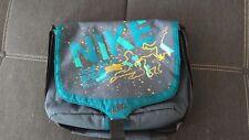 Nike Umhängetasche Schultertasche Schultasche blau