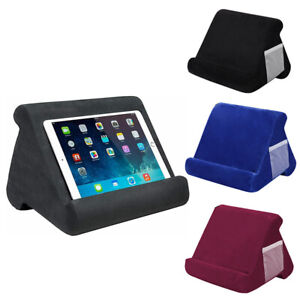 Portable Multi-Angle Soft Pillow Stand Pad for Tablet IPad Phone Laptop Holder