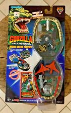 Godzilla King of the Monsters Micro Battle Playset Godzilla Vs Ghidorah
