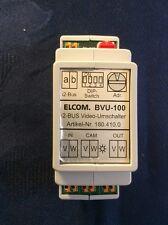 ELCOM Video Umschalter BVU-100 i2-BUS Art.-Nr.: 180.410.0