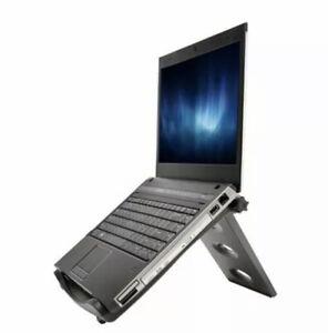 Kensington SmartFit Easy Riser - Laptop cooling pad - 17-inch - Black