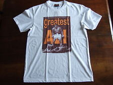 "T-SHIRT MOHAMED ALI  ""THE GREATEST ALI ""  neuf taille XL  CASSIUS CLAY"