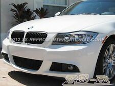 BMW 09-11 E90 LCI Sedan Face-lift Matte Black Replacement Front Hood Grille