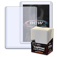 More details for 3 x 4 topload card holder, 59pt x 25 pack