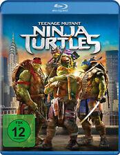 Blu-ray * TEENAGE MUTANT NINJA TURTLES | MEGAN FOX , WILL ARNETT # NEU OVP =