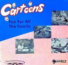 regular 8mm cartoon SCOTTY FNDS A HOME cartoon from Official Films