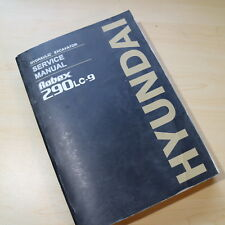 Manuals & Books for Hyundai Excavators for sale | eBay