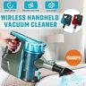 2-in-1 Akku Staubsauger Handstaubsauger Kabellos Sauger 600W Vacuum Cleaner