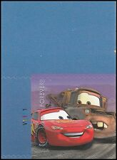 US 4553 Disney Pixar Send a Hello Cars forever plate single UL MNH 2011
