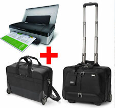 Skompakter Imprimante hp Officejet 100 + Sac D'Ordinateur Portable Dicota pour