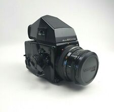 Bronica Sq-ai 80mm Camera Excellent Condition  f2.8 Prism Finder