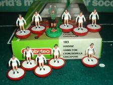 SUBBUTEO LW 183 FC SEVILLA HAMILTON SINGAPORE AIRDRIE ETC.. BOXED TEAM