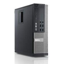 DELL DESKTOP 790 SFF INTEL i5-2400 3.1GHz 500 GB HDD 8 GB DDR3 WINDOWS 10 WIFI