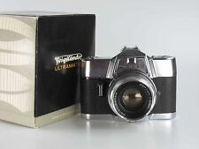 Voigtländer Ultramatic CS mit 2 50 mm 50mm Septon in box  nice set  80146