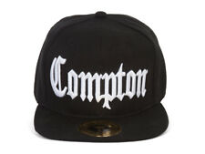 Gravity Compton California Front and Back Embroidered Snapback Hat