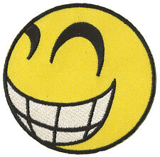 patch badge patch Smiley Malin thermal adhesive DIY embroidered