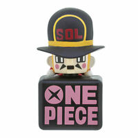 Going Merry Clear Ver One Piece Lantern Mascot Strap Keychain