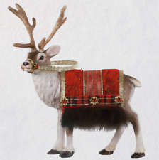 Hallmark 2020 Father Christmas's Reindeer -Limited Edition- NIB - Free Shipping