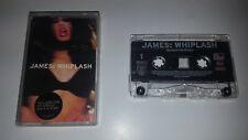 * RARE CASSETTE TAPE * JAMES - WHIPLASH * ALBUM LP