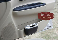 New type Car Trash Can Rubbish Waste Garbage Dust trash Box  Interior Accessorie