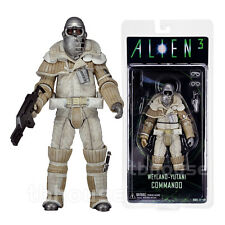 "7"" WEYLAND-YUTANI COMMANDO figure ALIEN 3 aliens NECA trooper soldier SERIES 8"