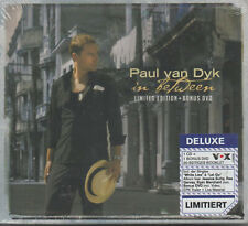 Paul van Dyk In Between Limited Edition + Bonus DVD CD NEU Haunted White Lies