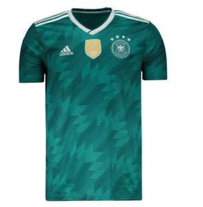 Adidas Germany Away Jersey Maillot T-SHIRT FOOTBALL FIFA 2014 Sz XS