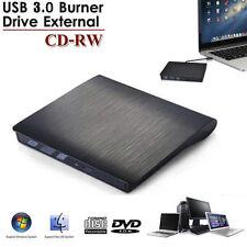 USB 3.0 External CD±RW DVD±RW DVD-RAM Burner Drive Writer For PC Laptop Mac