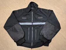 NEW Ex Police Black Gore Wind Stopper Fleece Dog Handler Security Jacket