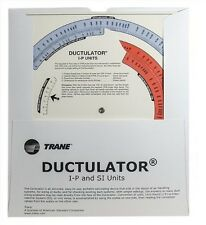 New Trane Duct Sizing Calculator Slide Chart Graph With Sleeve
