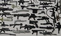 Random lot of 20 GI JOE Cobra Ninja figure's diffrerent Accessories weapons #j8
