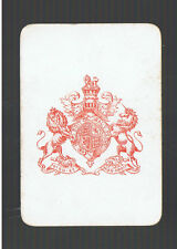 Playing Swap Cards 1  VINT   MILITARY  REGIMENTAL   CLUBS   ARMORIAL  R13