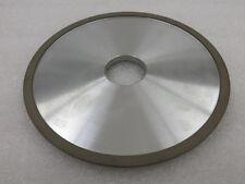 "6"" x 3/8"" x 1-1/4"" Diamond Facing Grinding Wheel 400 Grit 100 Con. New U.S.A."