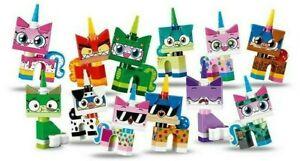 Lego UNIKITTY 41775 Series 1 - Choose Your Minifigure or Full Set NEW Puppycorn