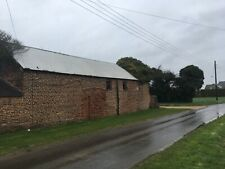 Traditional Brick Barn For Sale Plot Conversion Project New House Self Build !