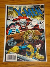 X-MEN UNCANNY ANNUAL #18 VOL1 MARVEL SABRETOOTH APPS 1994