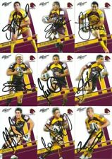 Autograph 2012 Season Set NRL & Rugby League Trading Cards