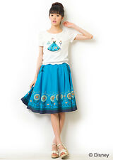 Brand New Japan Secret Honey Disney Frozen 3D Dress cut and sew Anna ver Top