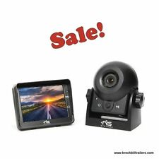 (Back up Camera) Wireless Rear View Safety Camera Systems - RVS (No Wiring!)