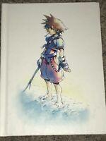 Kingdom Hearts HD 1.5 Remix Limited Edition W Artbook & 2.5 Lot PS3 EUC