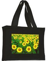 Sunflowers Bandana Head Gothic Biker Chemo Mental Health Invisible Disease