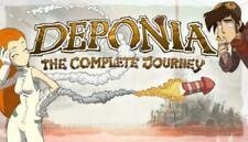 ⭐ deponia-The Complete Journey -- PC -- Steam -- key -- eu -- envío rápido -- top -- nuevo ⭐