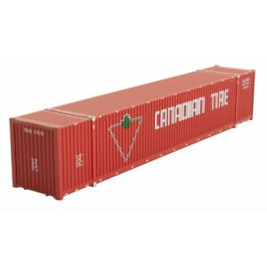 NEW N Micro-Trains 46900152 53' Corrugated Container Canadian Tire #35658