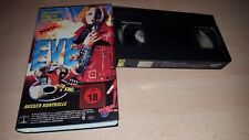 EVE 8 - Ausser Kontrolle - Highlight Hardcover - Erstauflage - VHS - ab 18